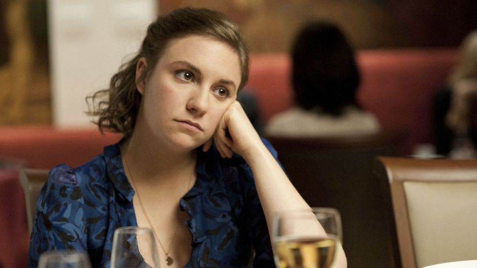 Girls has been a 'think piece' magnet, with much criticism lobbed at Dunham and her character Hannah – but there's a long history of people judging female characters (Credit: HBO)