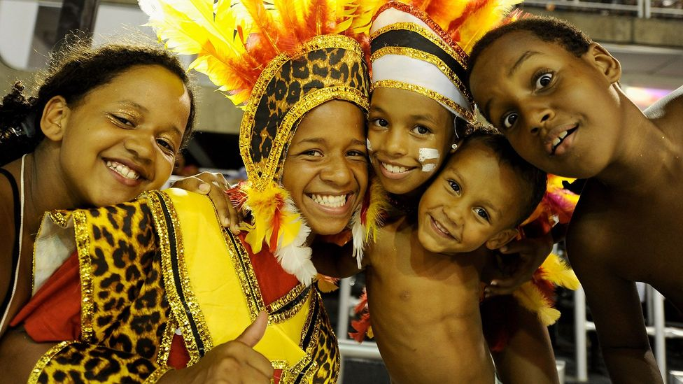 Comprehensive global studies have shown that some personality traits are more prevalent in some cultures - like extraversion in Brazil (Credit: Getty Images)