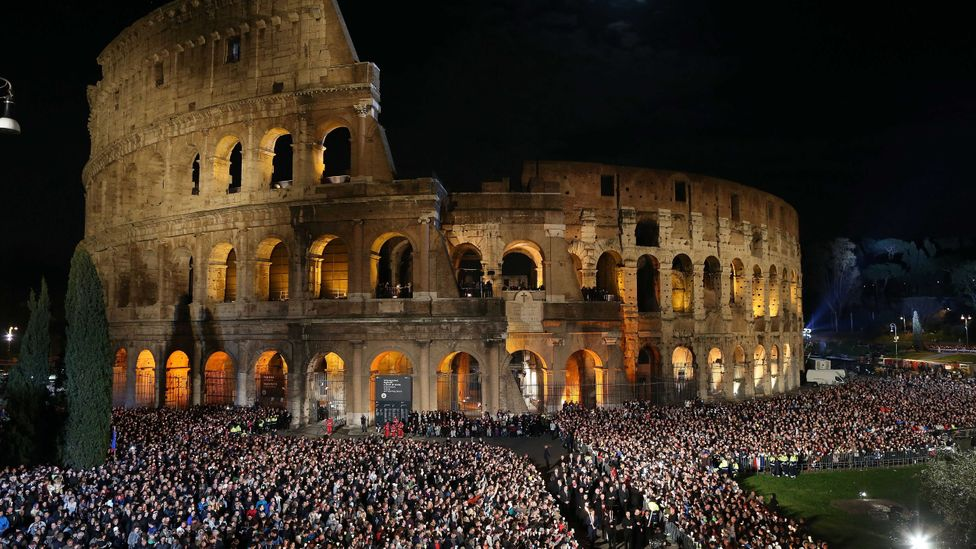 One of the most important lessons from Rome's fall is that complexity has a cost (Credit: Getty Images)