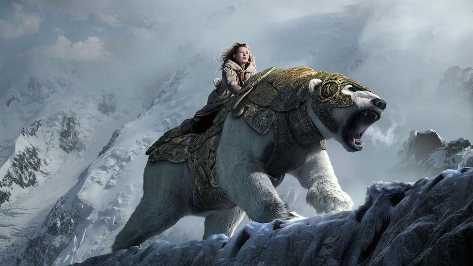 Philip Pullman's His Dark Materials takes its name from Paradise Lost; the first book in the trilogy, The Golden Compass, was turned into a movie in 2007 (Credit: Alamy)