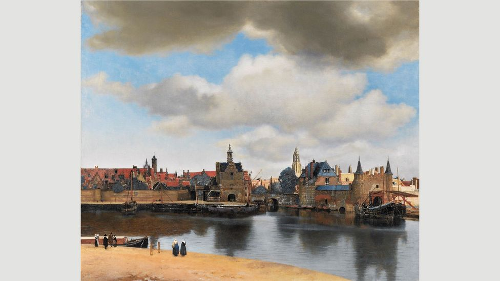 Delft is the city where father of the nation William the Silent was assassinated and where the monarchs of the House of Orange-Nassau are interred to this day (Credit: Wikipedia)