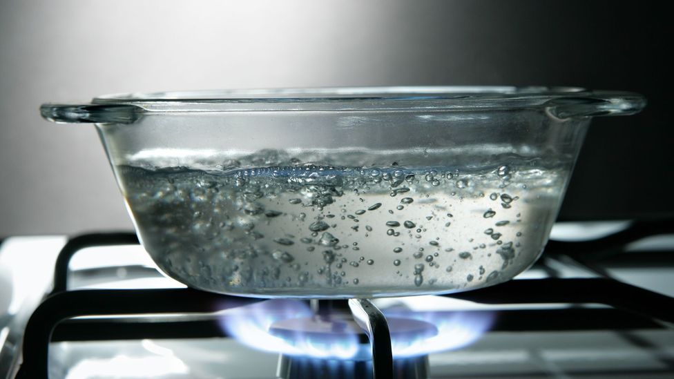 Stefan Betz's CIP means he could plunge his hand in boiling water and feel nothing (Credit: iStock)