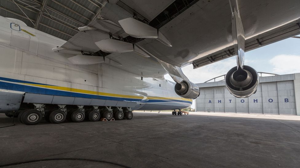 Antonov's giant cargo carrier could be joined by a new fleet built in China (Credit: Anton Skyba)
