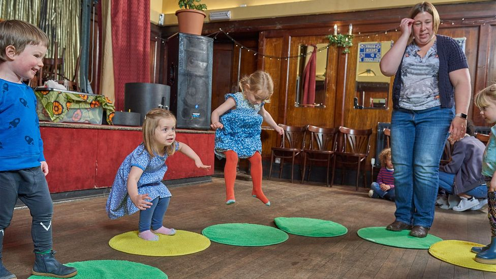 The Ivy House in Nunhead, London hosts live music, comedy – and a children's samba workshop (Credit: Tom Watkins)