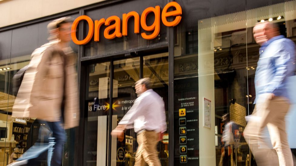 French telecommunications giant Orange encourages workers to disconnect outside work hours (Credit: Getty Images)