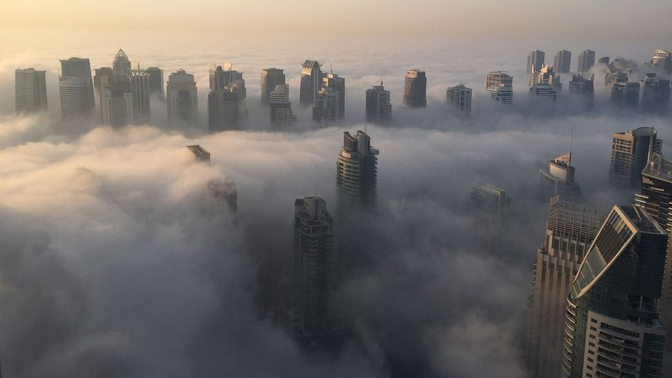 Moving continents for work? The sky's the limit (Credit: Getty Images)
