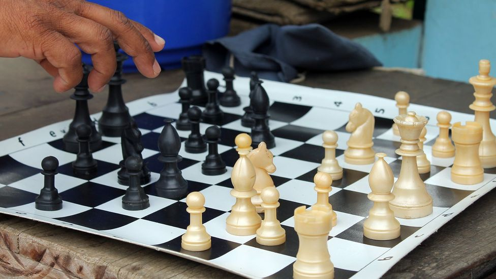 Chess is believed to have originated in India in the 6th Century (Credit: Jack Palfrey)