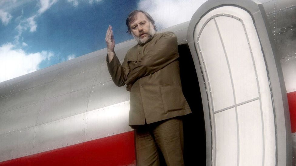 Slavoj Žižek is a cultural theorist who's also dabbled in film criticism with the documentaries The Pervert's Guide to Cinema and The Pervert's Guide to Ideology (Credit: Alamy)