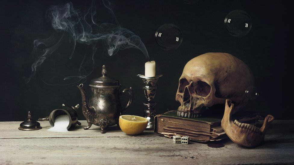 """""""We are better at talking about death than we were,"""" says Krznaric, """"but it's still a pretty taboo topic"""" (Credit: Alamy)"""