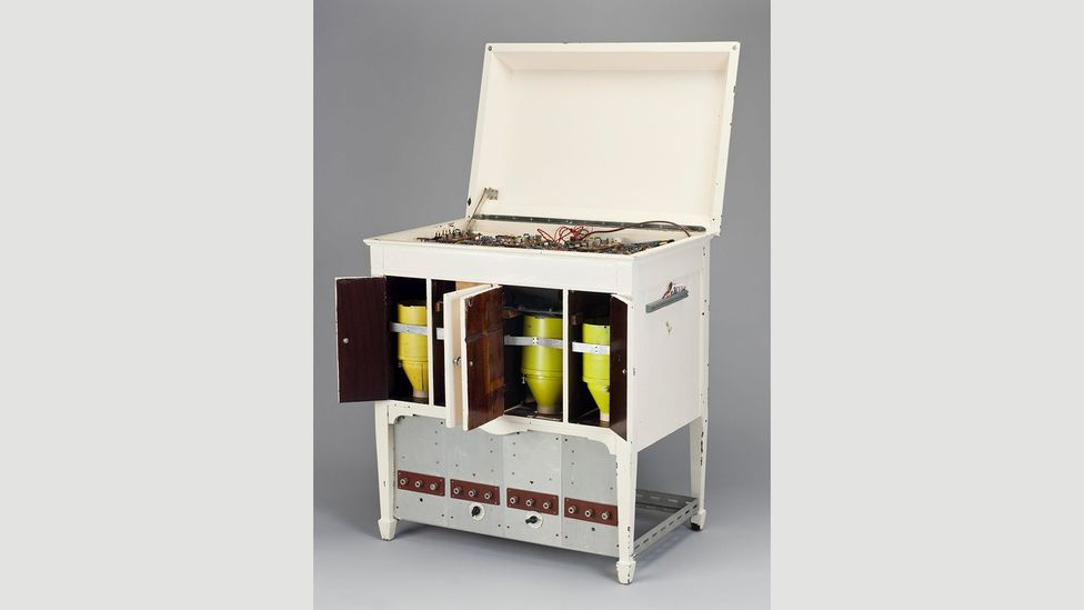 The Oramics machine was more advanced than the sequencers that would be developed 20 years later  (Credit: Science Museum)