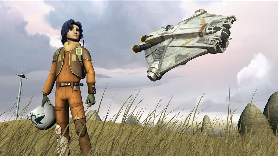 The Star Wars saga has also continued on television with The Clone Wars series and now Star Wars Rebels, which is about to enter its final season (Credit: Lucasfilm)