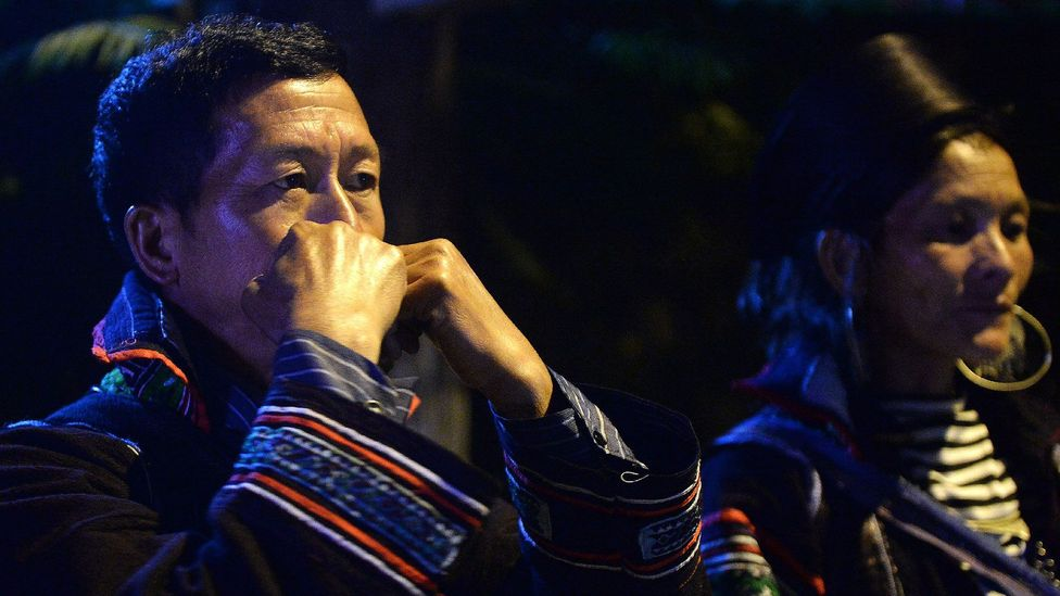 The Hmong still use their whistled language, particularly in traditional ceremonies (Credit: Getty Images)