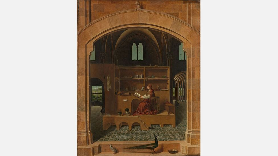 St Jerome in His Study (c1470) (Credit: Antonello da Messina/The National Gallery)