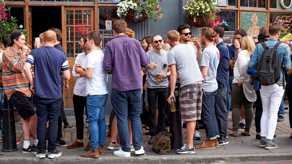 For younger Brits, boozing isn't as popular as it once was (Credit: Alamy)