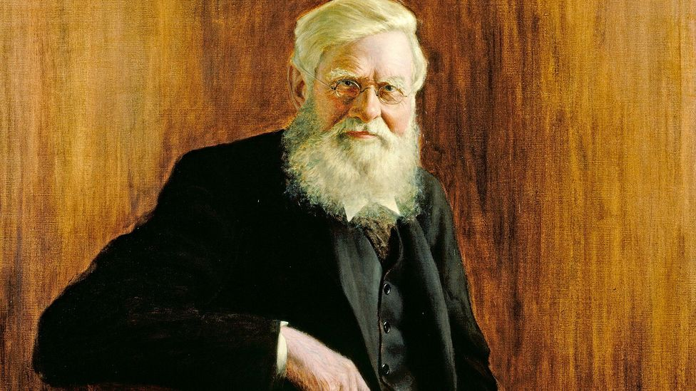Alfred Russel Wallace visited Ternate in 1858 to continue his research on the Malay Archipelago (Credit: The Natural History Museum/Alamy)