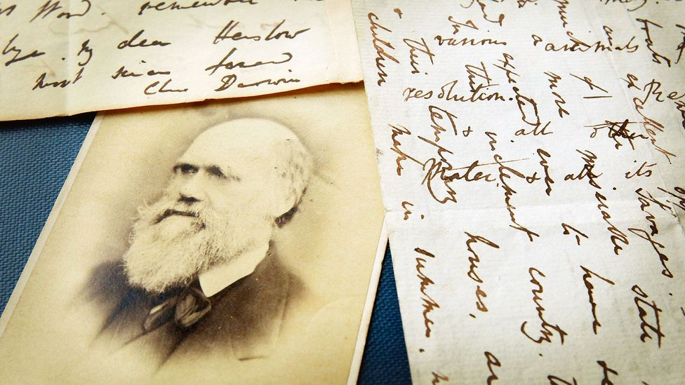 Wallace and Charles Darwin's theories of natural selection were presented together in 1858 (Credit: Peter MacDiarmid/Getty)