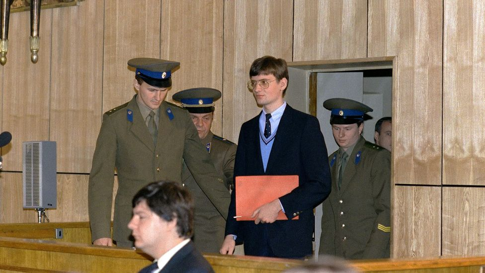 Rust was put on trial by the Soviets, and spent nearly a year in detention (Credit: Getty Images)