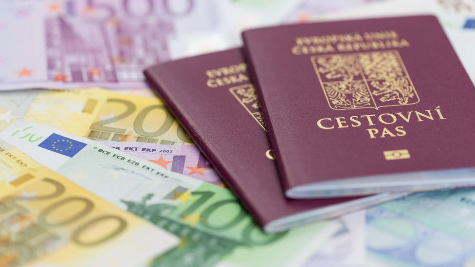 Firms that help people get passports through investment have seen a spike in demand in recent years (Credit: Alamy)