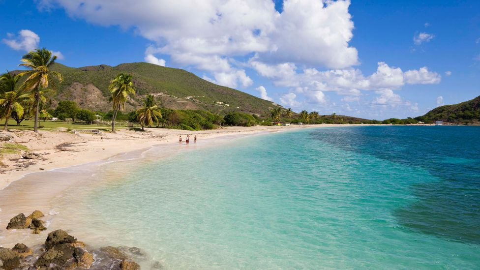 Initiatives offering citizenship to Caribbean countries for as little as $100,000 with no need to spend any time there, are a big source of income (Credit: Getty Images)