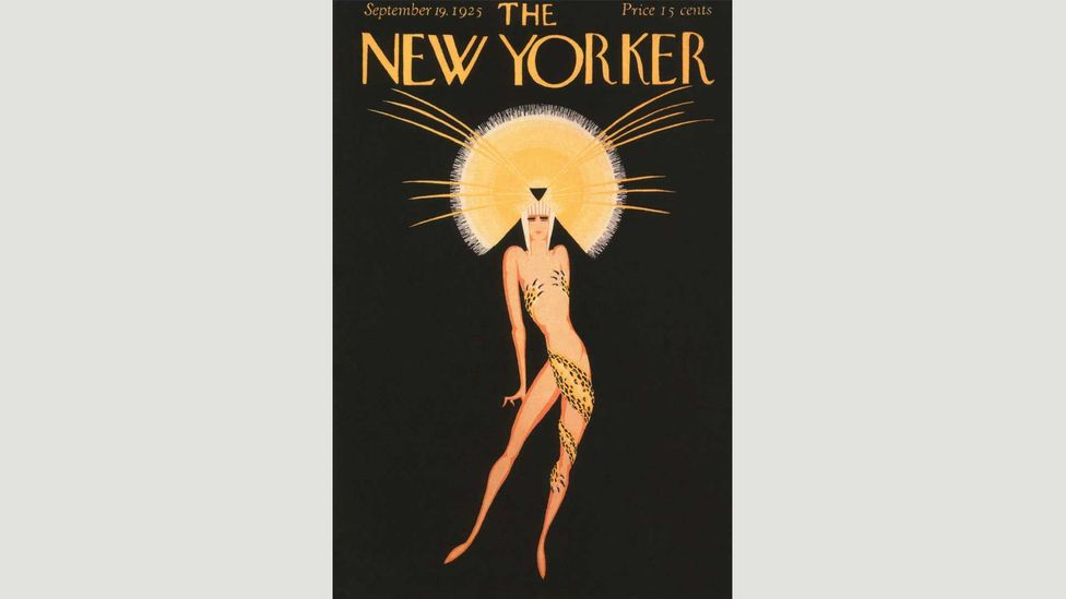 Parker worked at Vogue and Vanity Fair, before writing stories for The New Yorker, helping to shape it from its launch in 1925 (Credit: Alamy)