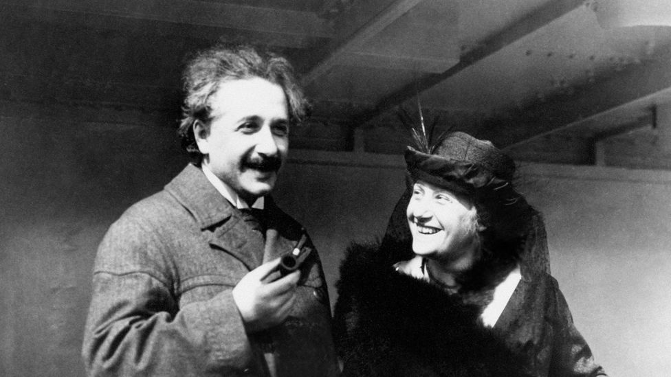 Smoking is not advised, Einstein wouldn't have been aware of all the health risks (Credit: SPL)