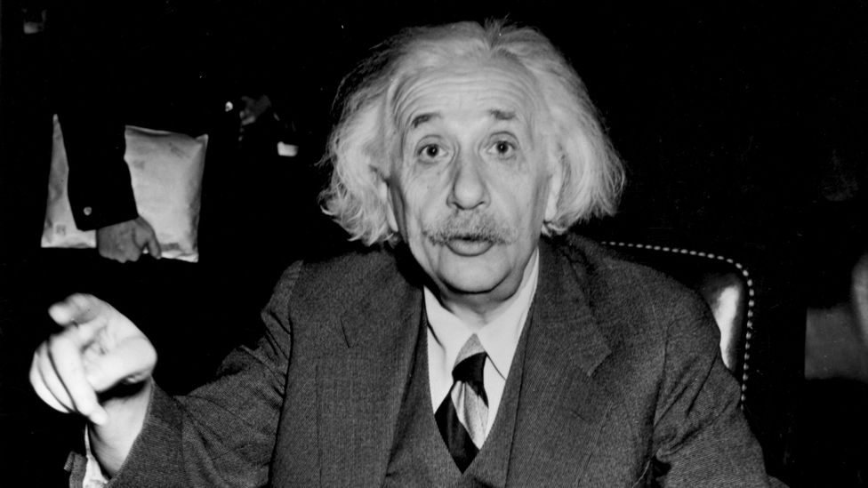Go for a walk! Einstein recommends it (Credit: Getty Images)