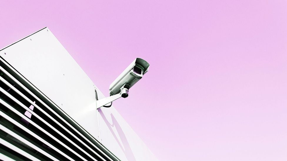 Surveillance camera (Credit: Alamy)