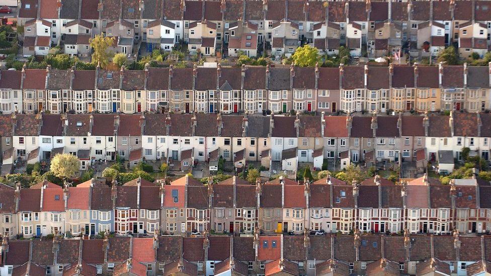 Nearly three-quarters of Bristol residents who were shown thermal imaging of their home's heat loss took some kind of action (Credit: Alamy)