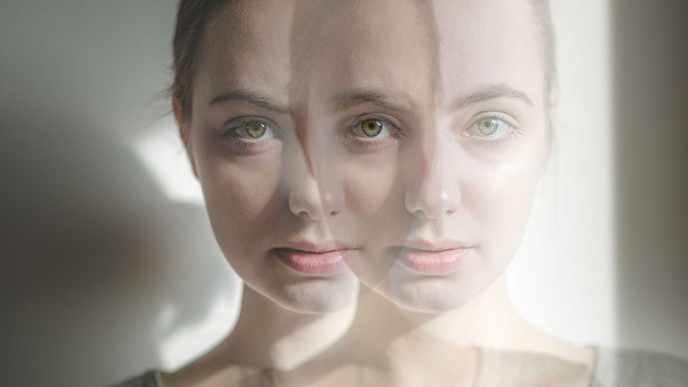 Double exposure of face (Credit: iStock)
