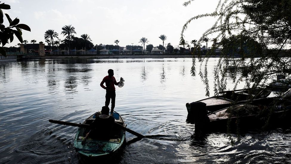 Water bodies like the River Nile touch several countries, which can prompt occasional conflict but also needed cooperation. (Credit: Getty Images)