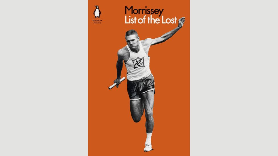 The Bad Sex in Fiction award by the UK's Literary Review arguably celebrates 'hate-reading' – one recent winner was Morrissey for his novel List of the Lost (Credit: Penguin)