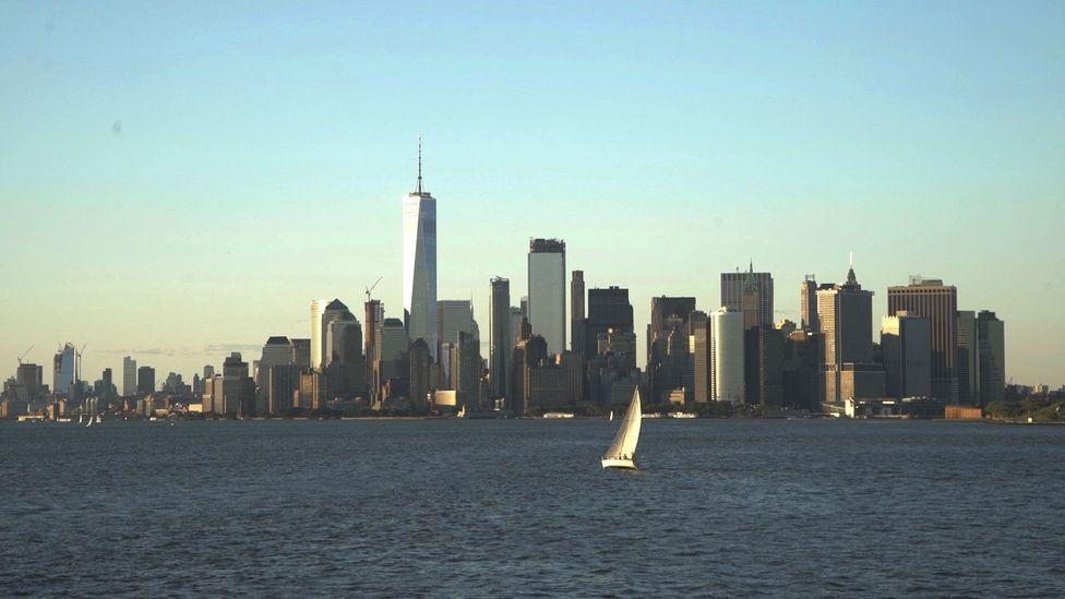 New York City's skyline is a stunning sight (Credit: Veena Rao)