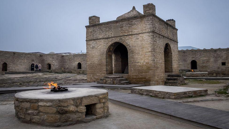 Baku's Ateshgah Fire Temple
