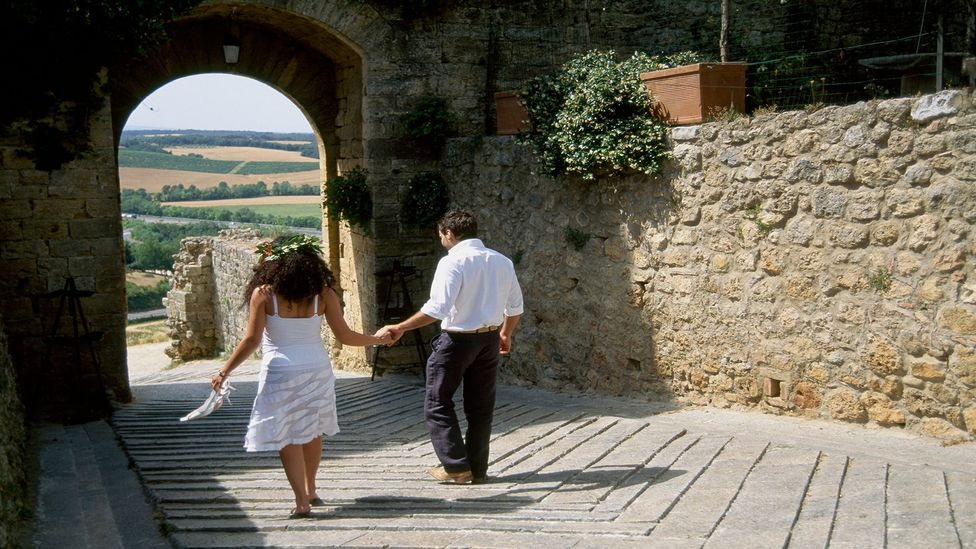 Italian is a passionate language intended to enchant, charm and beguile (Credit: Jodi Cobb/Getty Images)