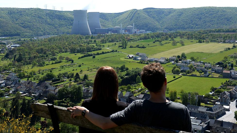 Humans have lived side-by-side nuclear power for decades. But price, safety, and renewable energy options are changing the conversation (Credit: Getty Images)