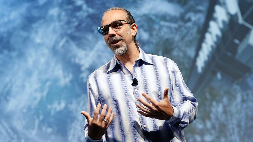 It may sound like a bad movie name, but Astro Teller: Captain of Moonshots is an actual person and an actual job title (Credit: Getty Images)