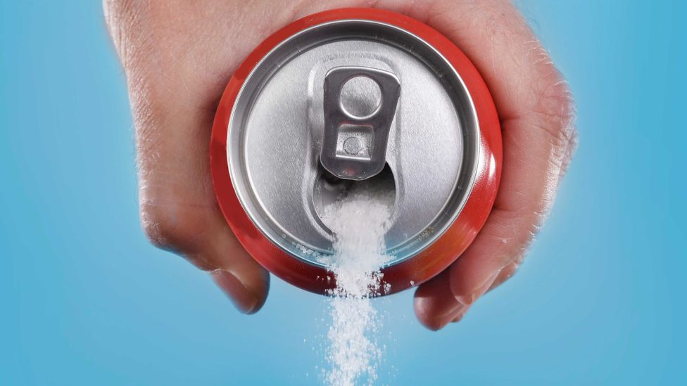 Can pouring sugar (Credit: iStock)