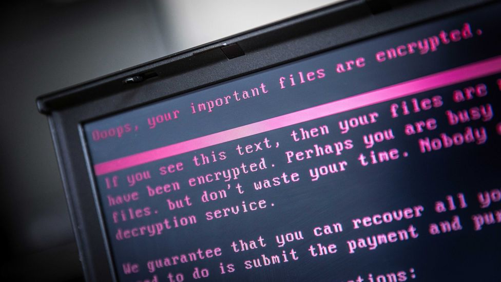 Ransomware infects computers and then demands a sum of money to unlock them (Credit: Rob Engelaar/AFP/Getty Images)