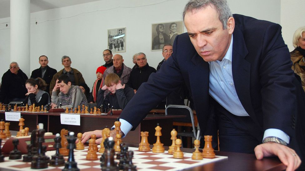 Like in chess, the speed of decision making in a crisis is limited by working memory (Credit: Getty Images)