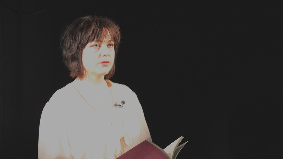Melissa Lee-Houghton, shortlisted for the Ted Hughes award and the Forward prize – resists the label 'confessional' (Credit: Sophia Smith Galer)