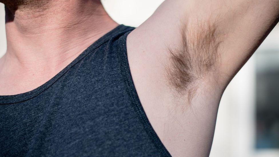 Man's armpit (Credit: iStock)