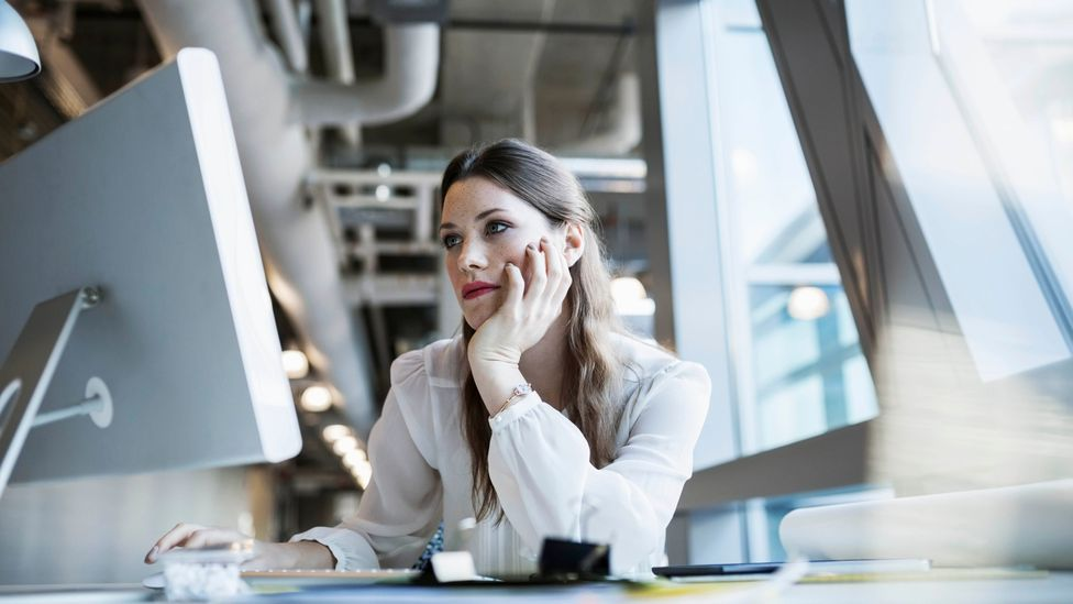 Doing tasks that are monotonous and unrewarding can quickly lead to boredom, but there may be a way to channel that more creatively (Credit: Getty Images)