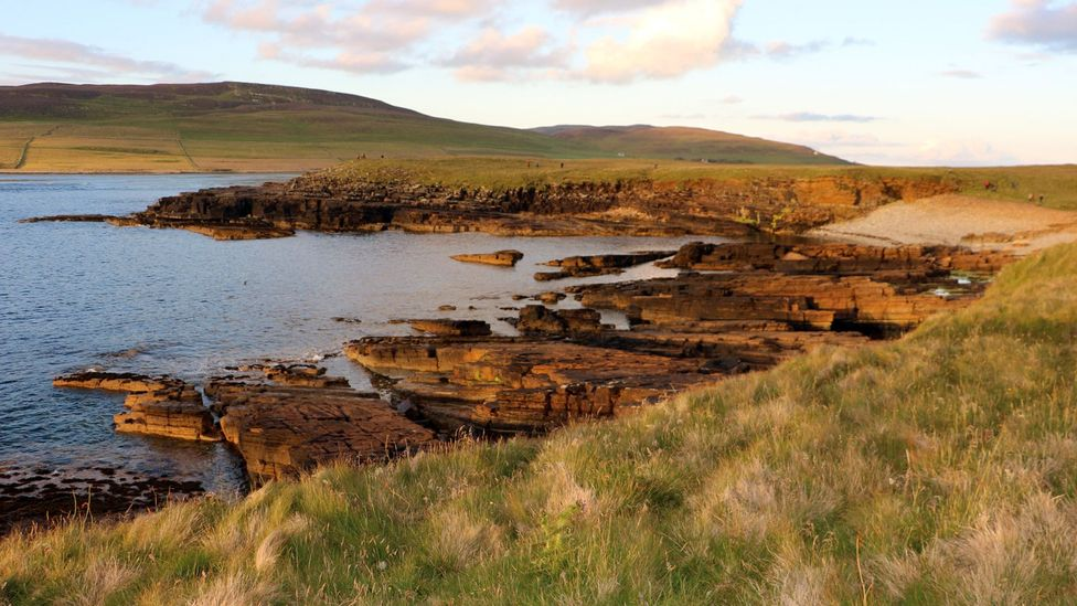 Seaweed, storm beaches and the sense of time standing still characterise Eynhallow (Credit: Mike MacEacheran)