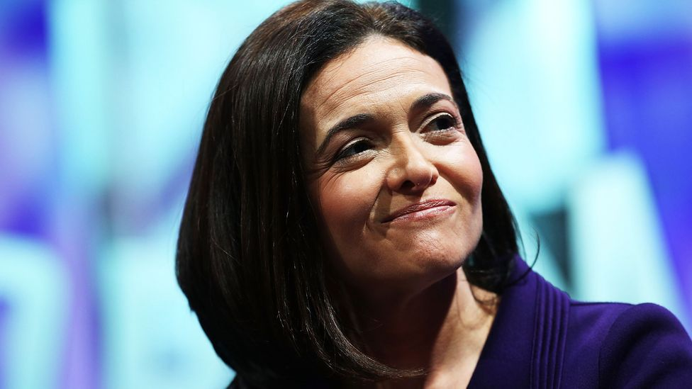 """""""Crest has a brand. Perrier has a brand. People are not that simple,"""" says Facebook COO Sheryl Sandberg (Credit: Getty Images)"""