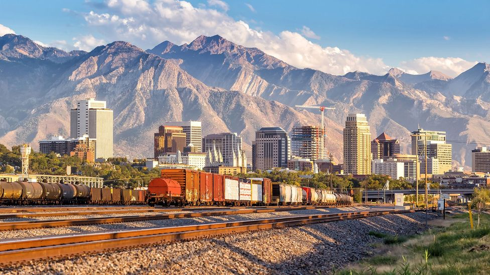 Brigham Young founded Salt Lake City in Utah (Credit: iStock)