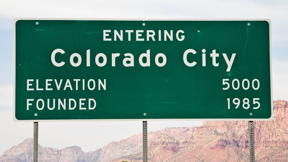 Colorado City is one of the two towns where the remote community live (Credit: iStock)