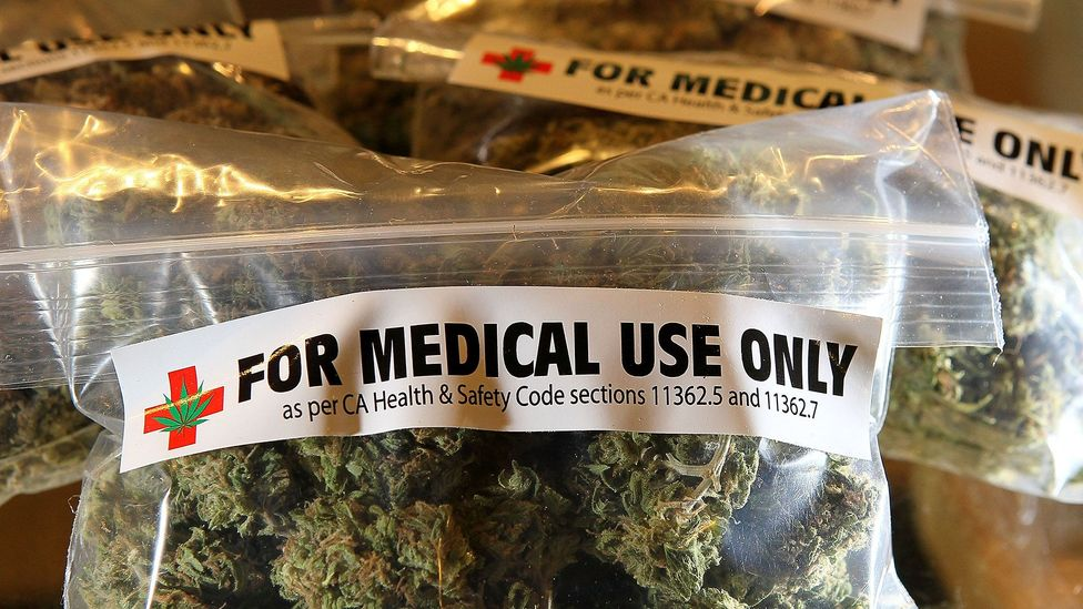 Those who use cannabis for medical reasons can still fall foul of company drug-testing policies (Credit: Getty Images)