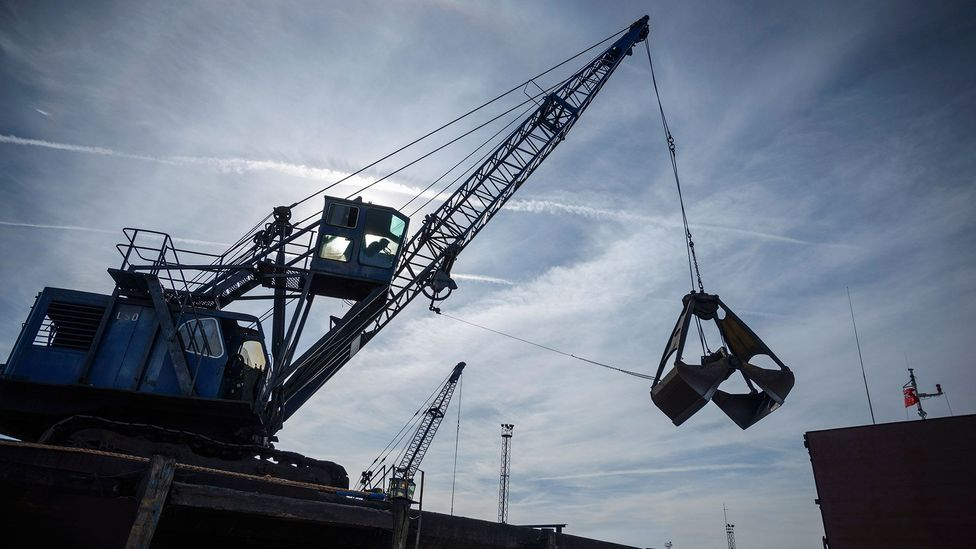 It's a drug that affects motor skills and coordination – operating heavy machinery is not advisable (Credit: Alamy)