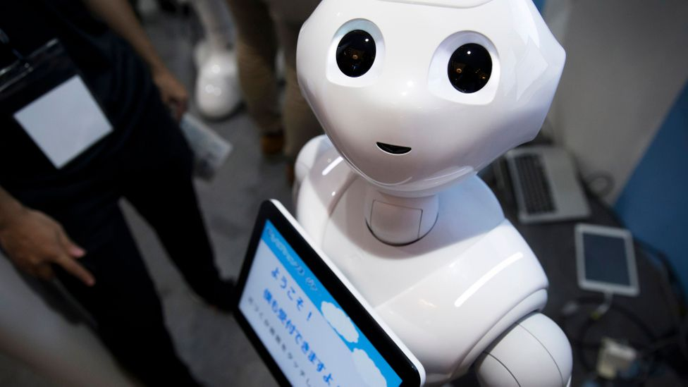 Could governments harness the cost savings from automation, and use that money to invest in increasingly important emotional jobs? (Credit: Getty Images)