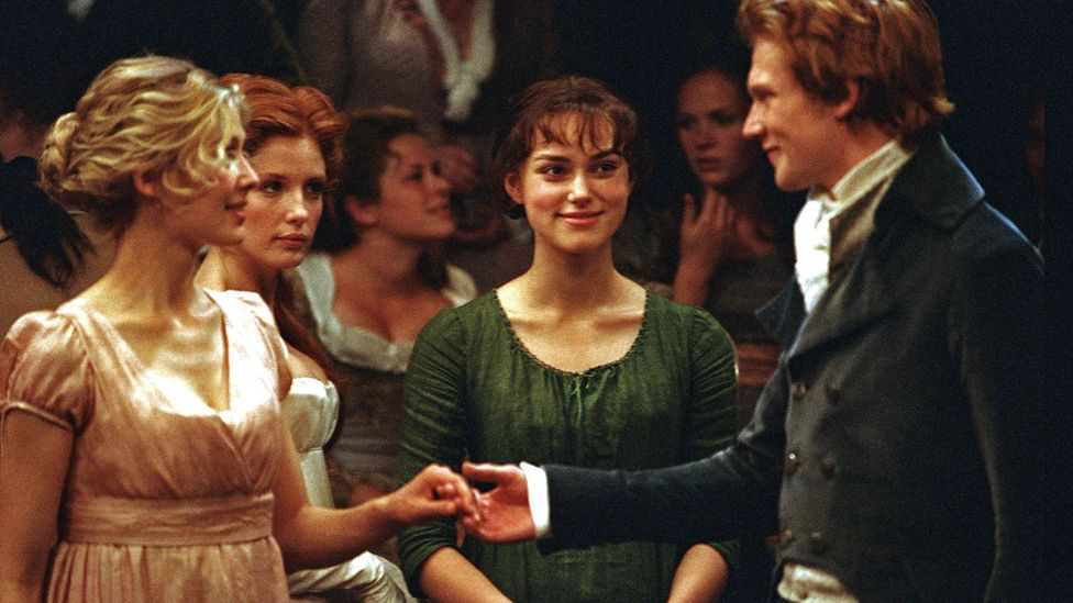 Dating in Jane Austen's time (Credit: Focus Features/Alamy)